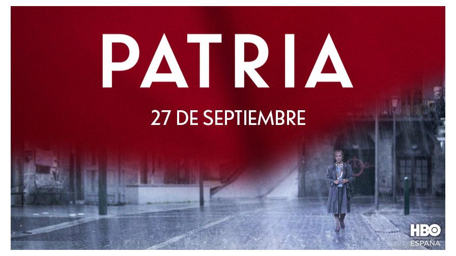'Patria' se estrena en el Festival de San Sebastián como parte de la Sección Oficial