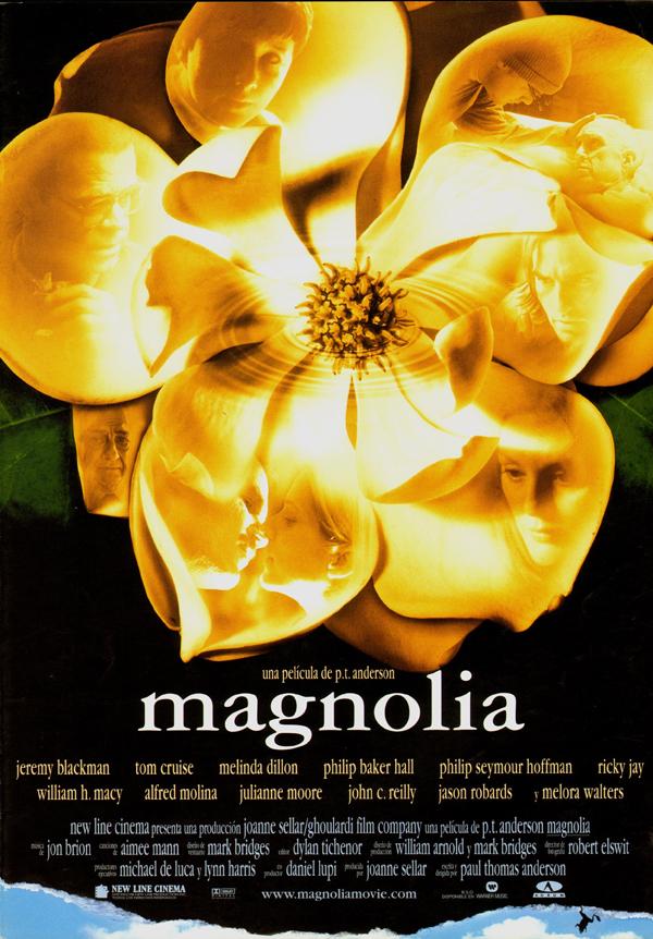 Disparatado Treintañero: 'Magnolia'