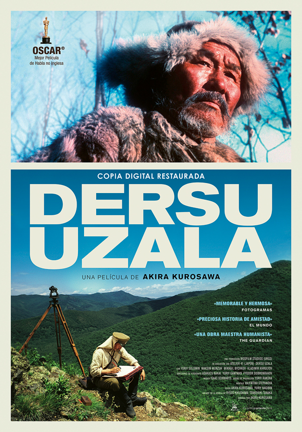 'Dersu Uzala (El Cazador)': ¡Oh capitán, mi capitán!