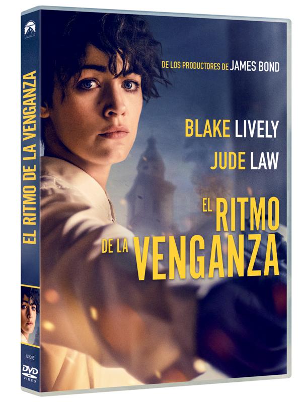 'El Ritmo de la Venganza' llega en DVD