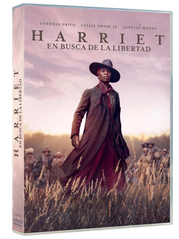 'Harriet: en busca de la libertad', ya en DVD