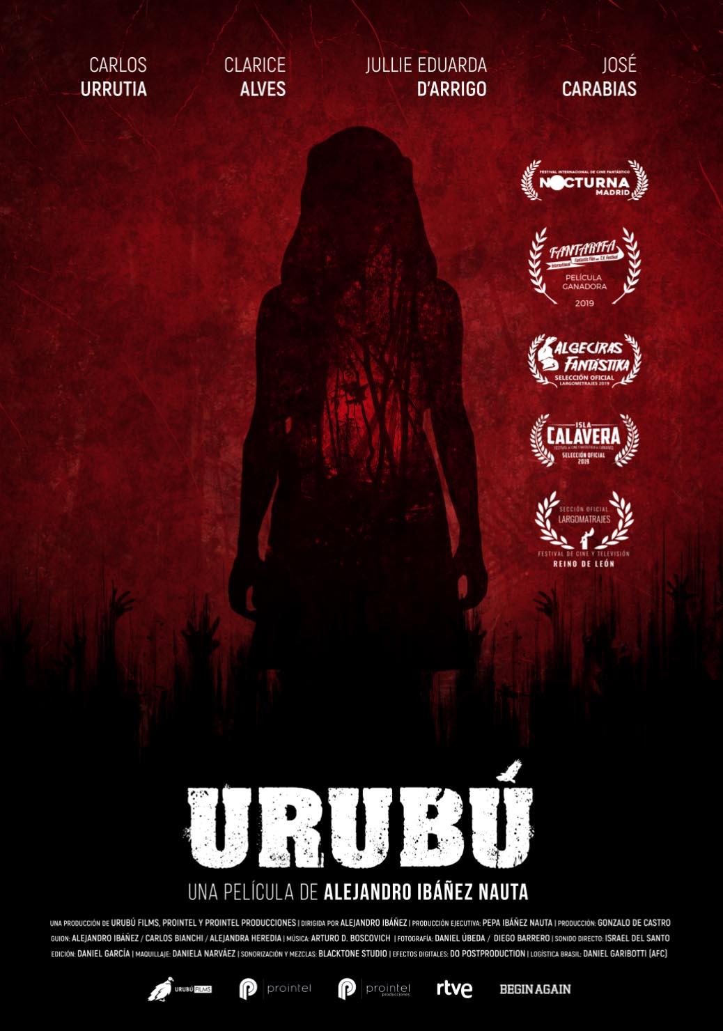 'Urubú' llega el mes que viene a las carteleras