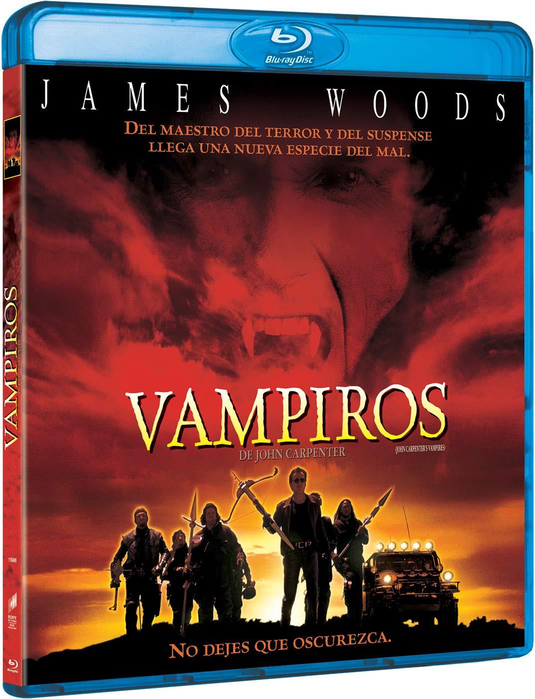 Disparatado Treintañero: 'Vampiros' de John Carpenter