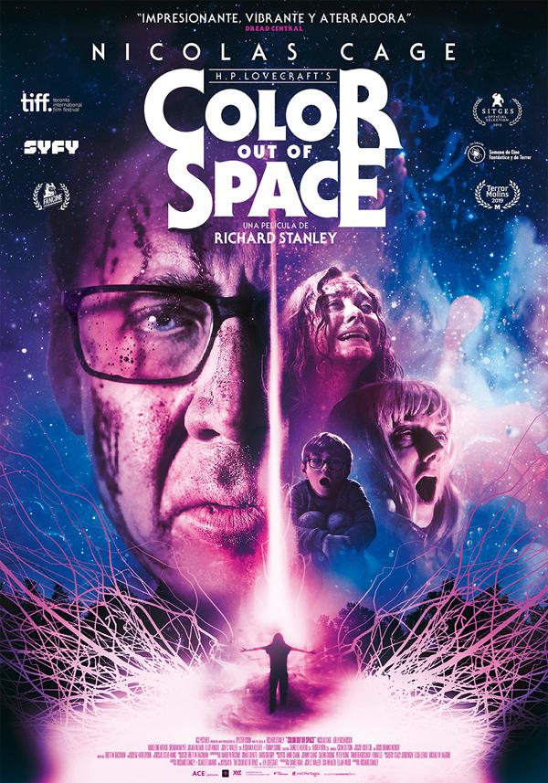 'Color Out Of Space': Richard Stanley vuelve a lo grande