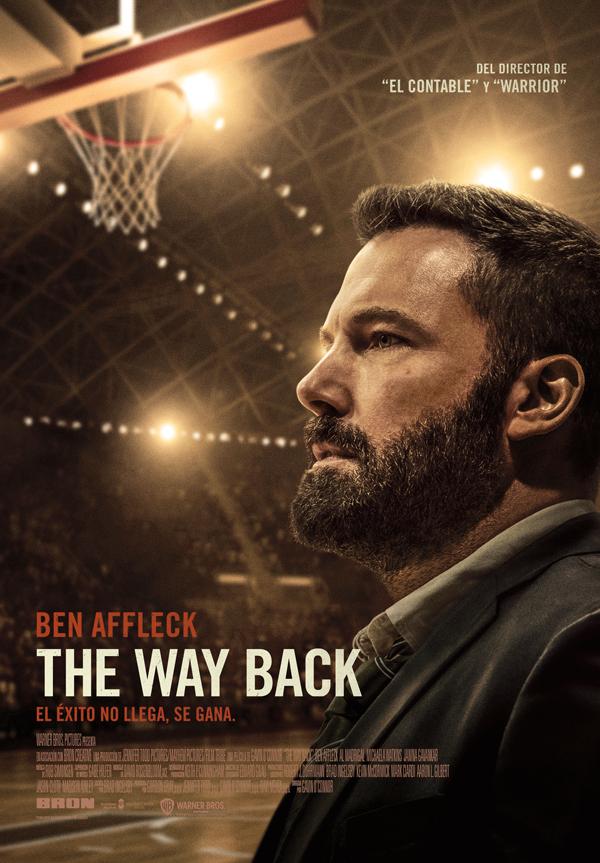 'The Way Back': simplemente, Ben Affleck