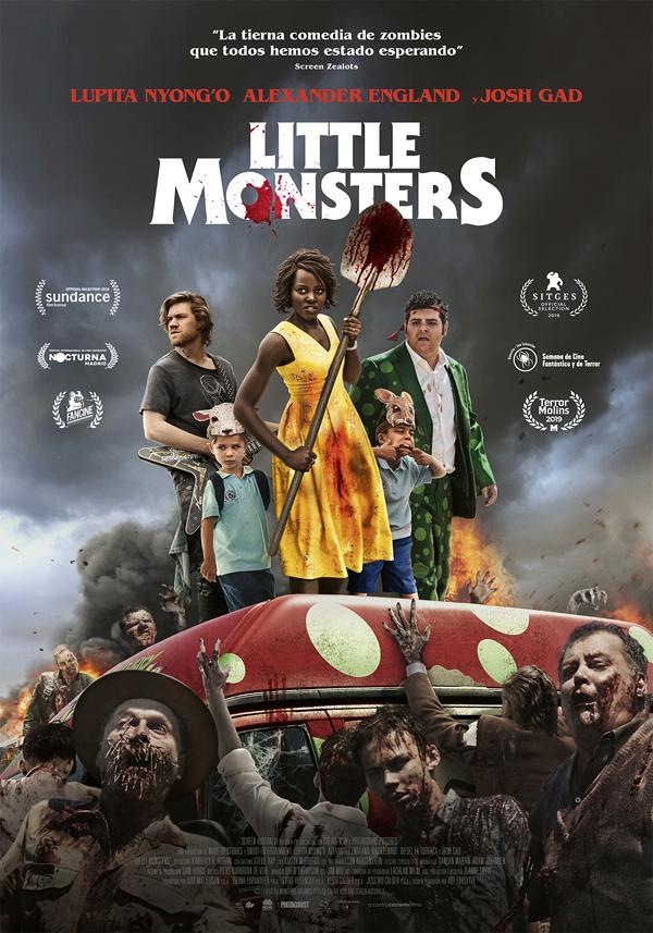 'Little Monsters': Zombies a ritmo de ukelele
