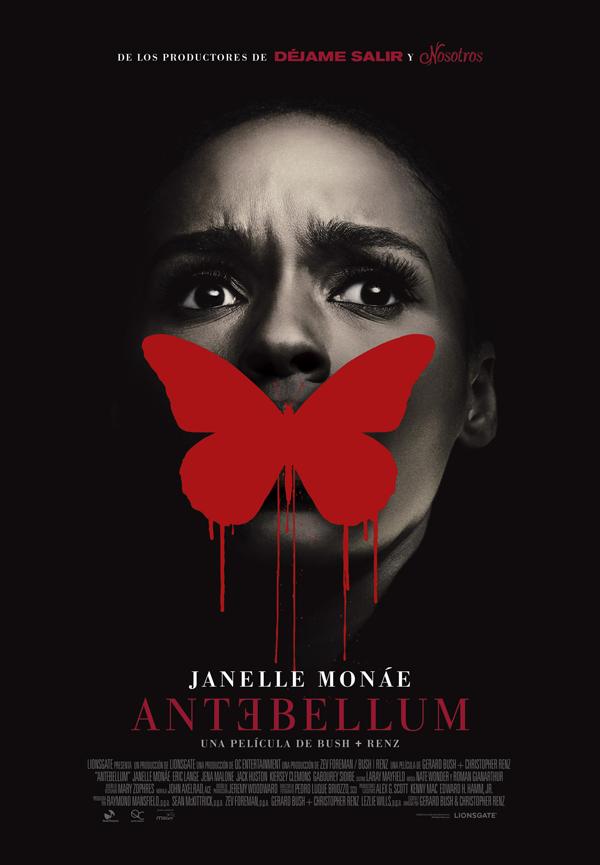 'Antebellum' se estrena el próximo 2 de septiembre