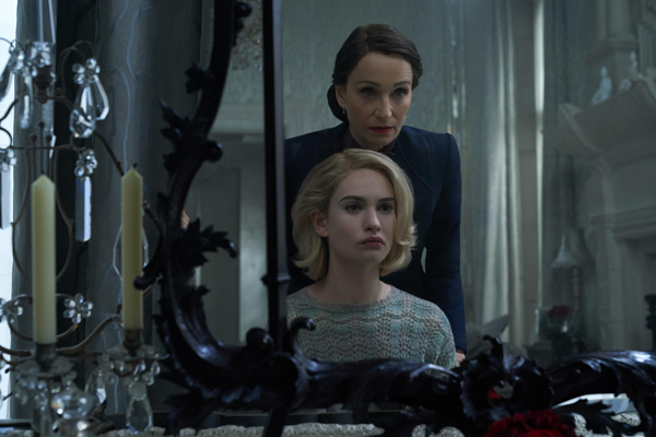 'Rebecca' llega a Netflix el próximo 21 de octubre