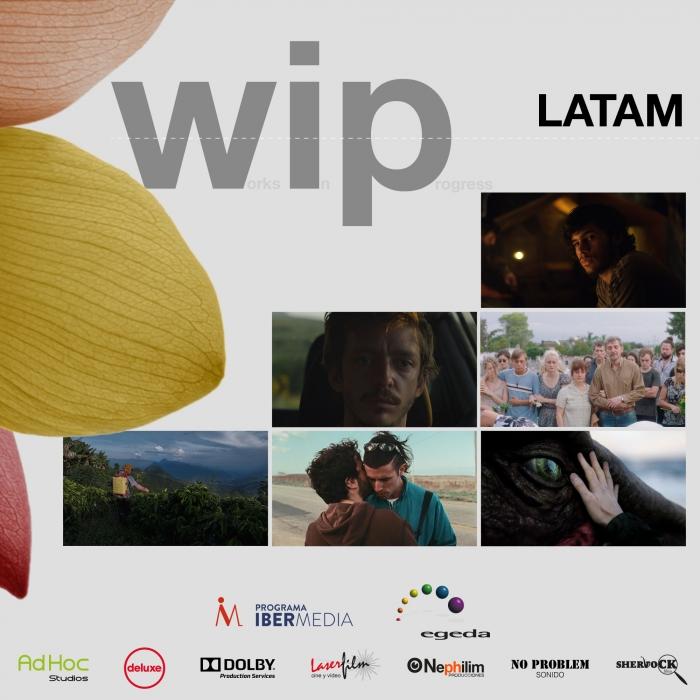 WIP Latam presentará seis películas de Argentina, Colombia, Paraguay y Uruguay