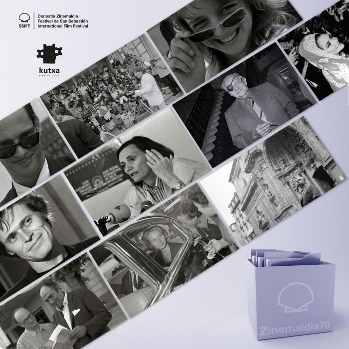 Kutxa Fundazioa colaborará en el proyecto de archivo del Festival de San Sebastián