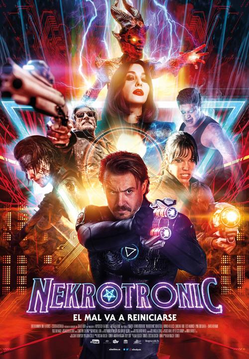 'Nekrotronic': Extraña y dolorosa mezcla de horror y comedia