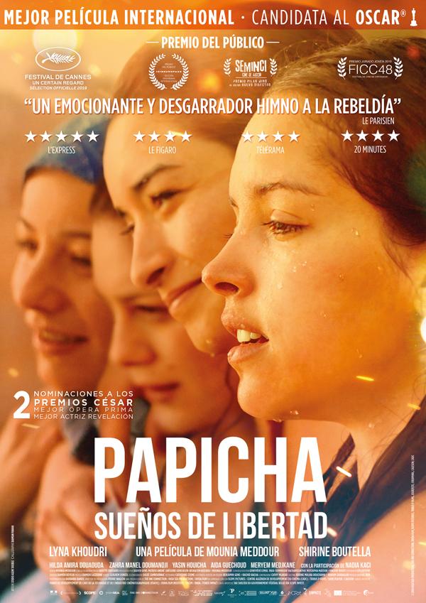 'Papicha': Telas para soñar