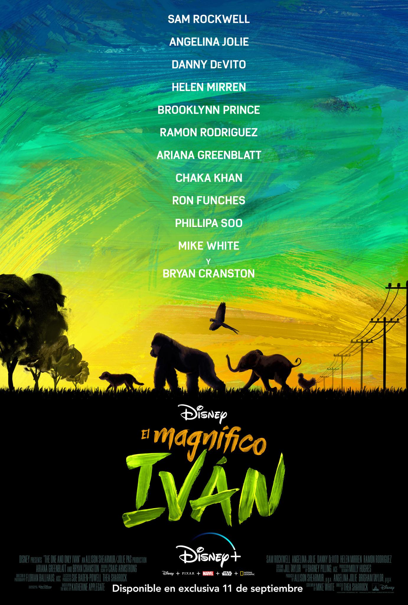 'El Magnífico Iván': Ansías de libertad