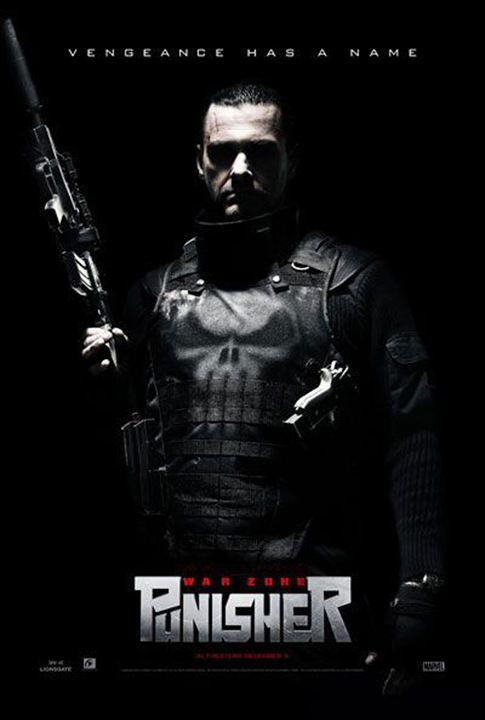 Disparatado Treintañero: 'Punisher: War Zone'