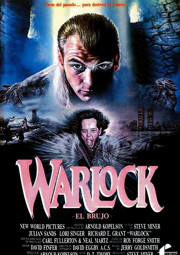 Disparatado Treintañero: 'Warlock, el brujo'