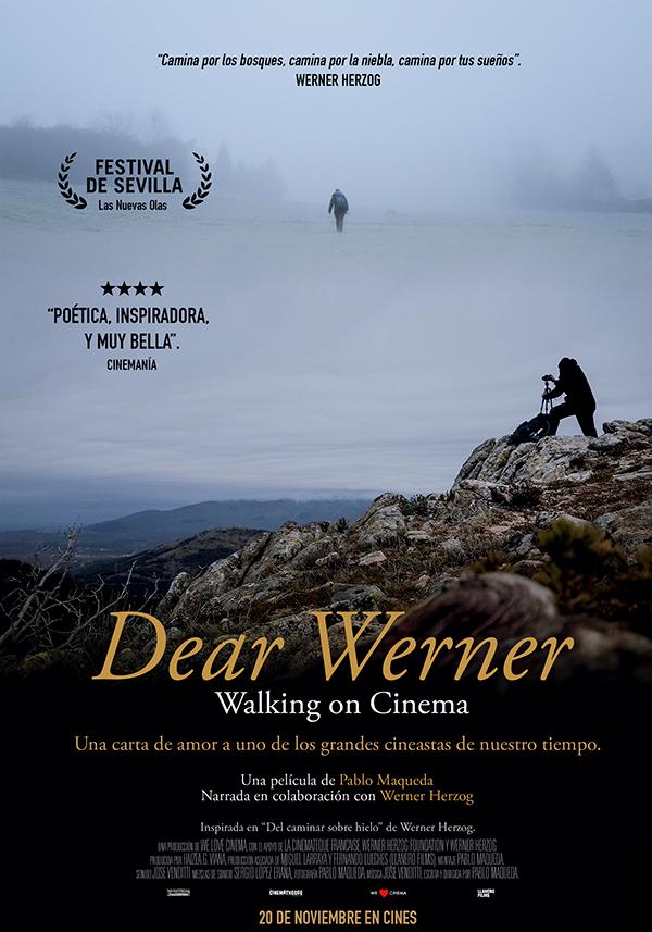 'Dear Werner', de Pablo Maqueda,  tendrá su première mundial en el Festival de Sevilla