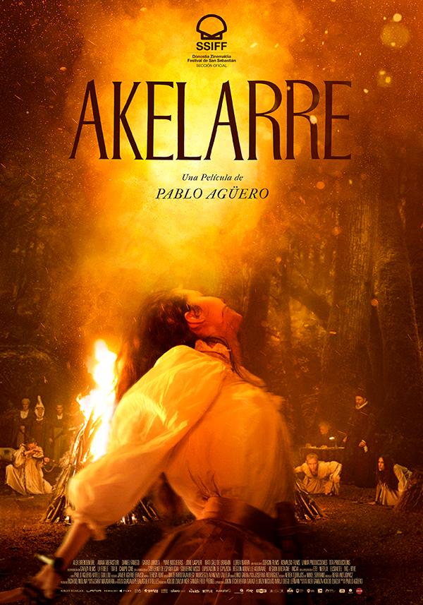 'Akelarre': un hechizo para la libertad y los sueños
