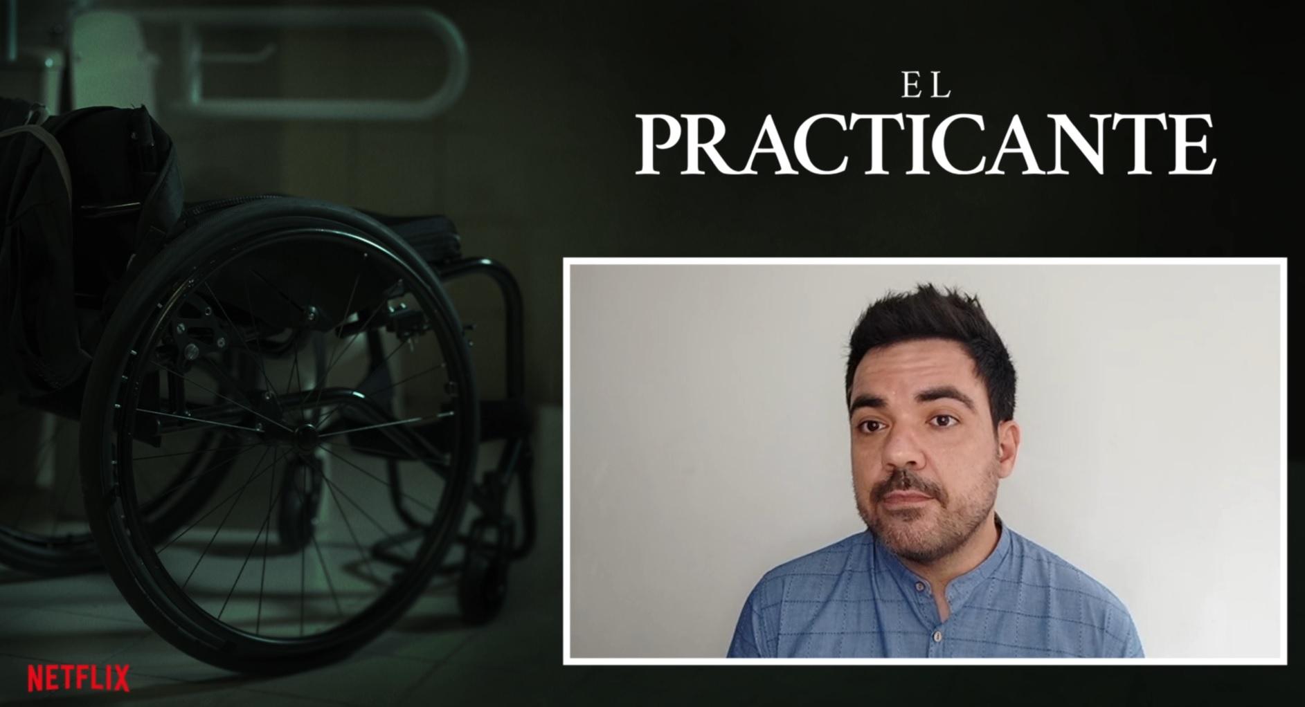 Carles Torras desgrana 'El Practicante'