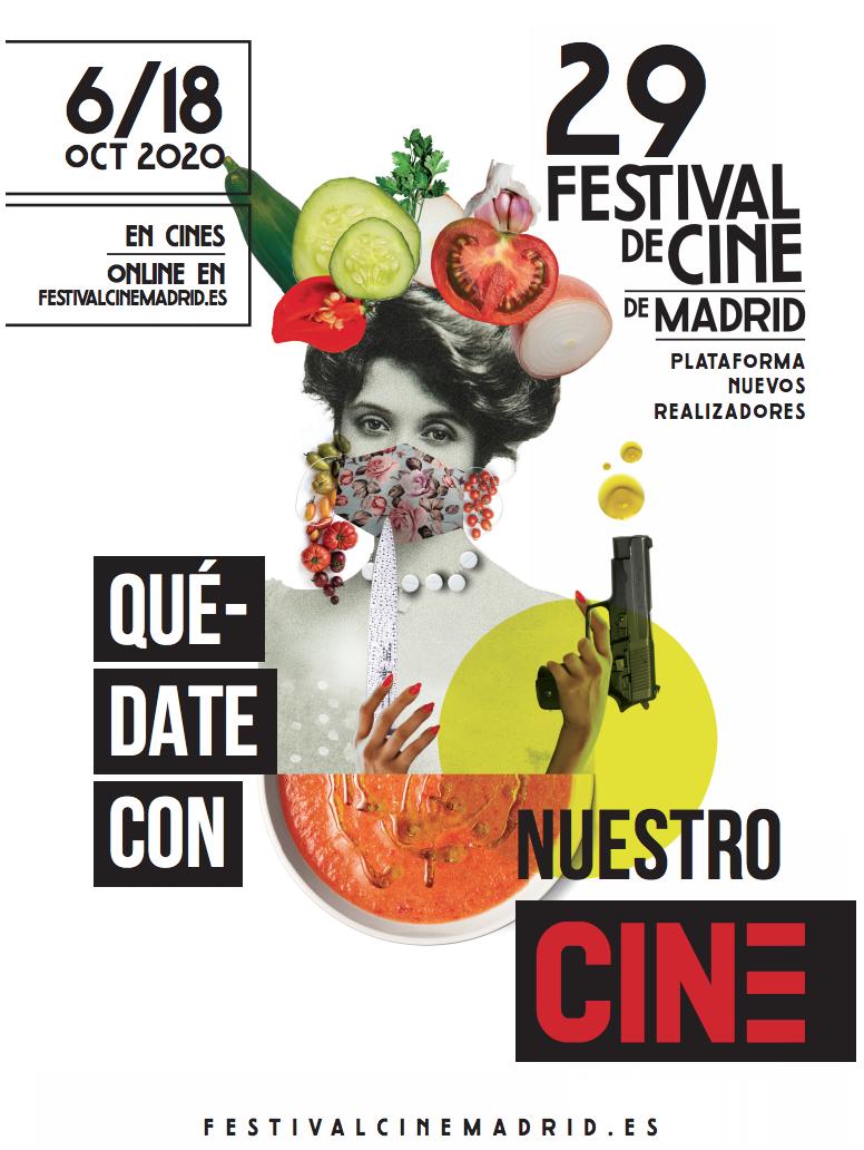 El Festival de Cine de Madrid  presenta el cartel de su 29ª edición