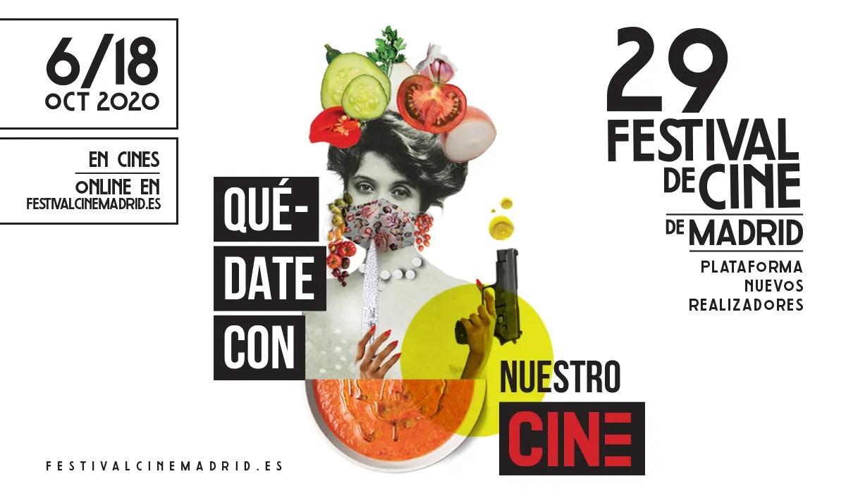 El Festival de Cine de Madrid (FCM-PNR) desvela la programación a competición de su 29ª edición, repleta de lo mejor de nuestro cine emergente