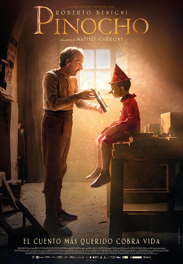 'Pinocho': ¿El cuento de los cuentos?