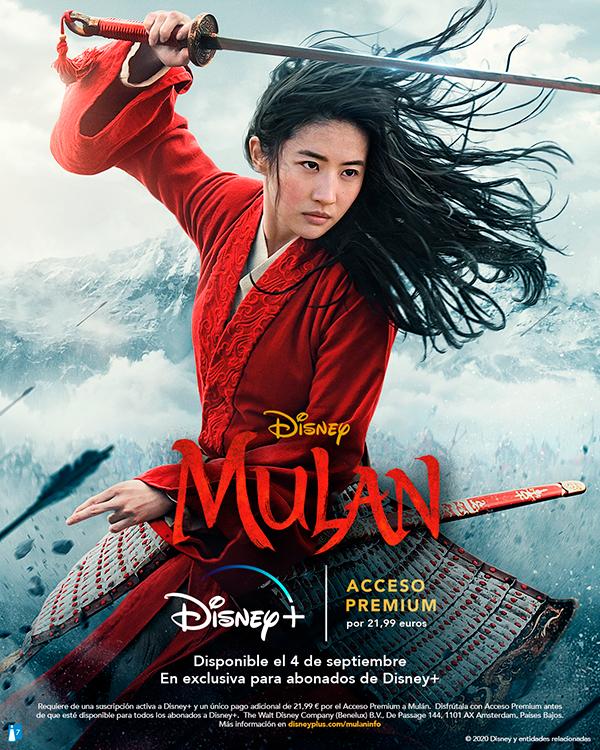 'Mulán': Honor y épica para el mejor live-action de Disney