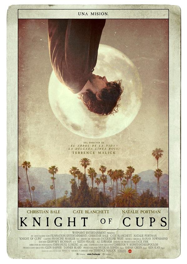'Knight of Cups': El peregrinaje de Mallick
