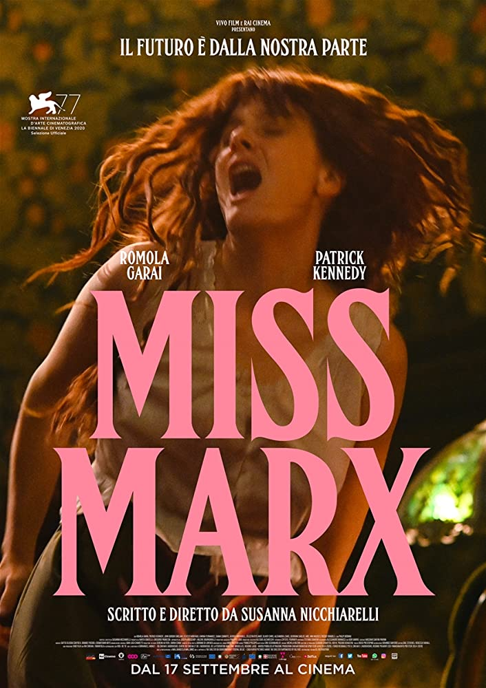 'Miss Marx': la revolución tiene nombre de mujer