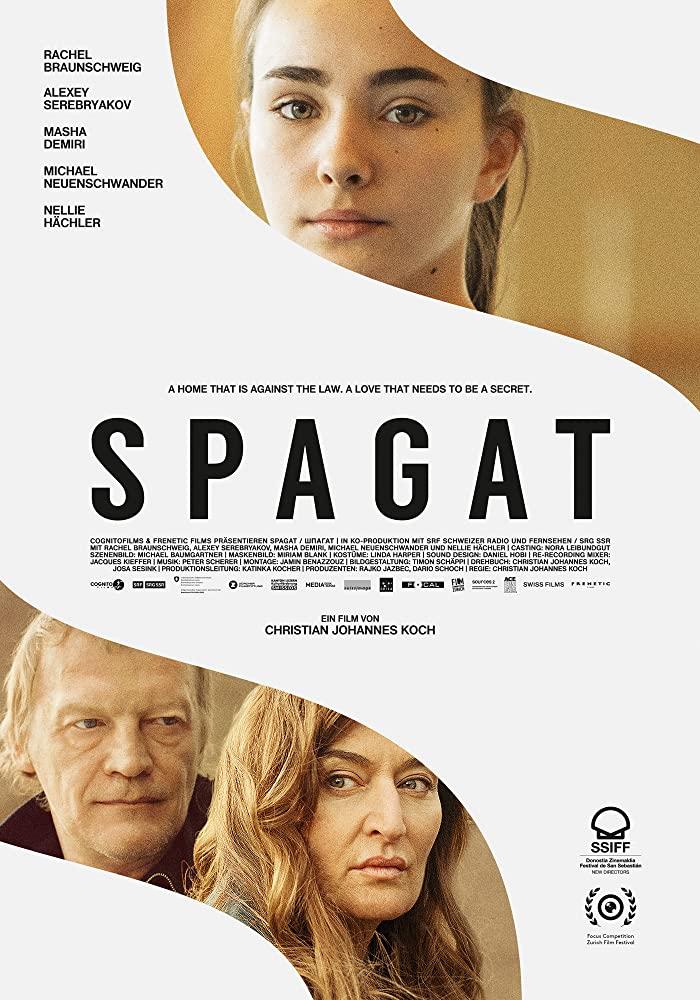 'Spagat': El desarraigo de las esperanzas