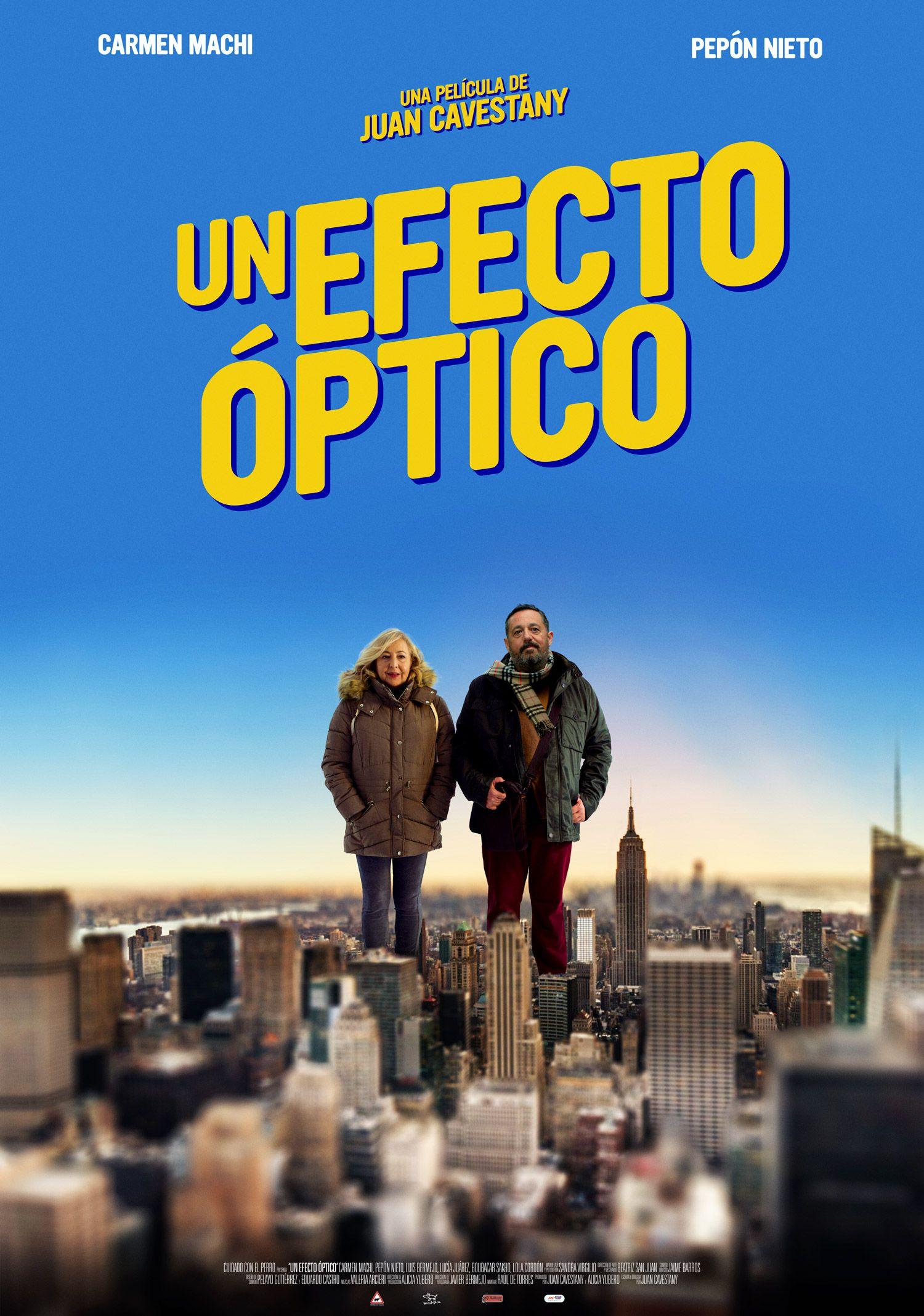 'Un Efecto Óptico' presenta su teaser