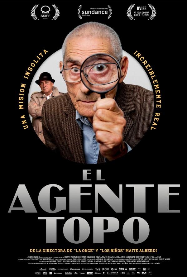 'El Agente Topo': licencia contra la soledad