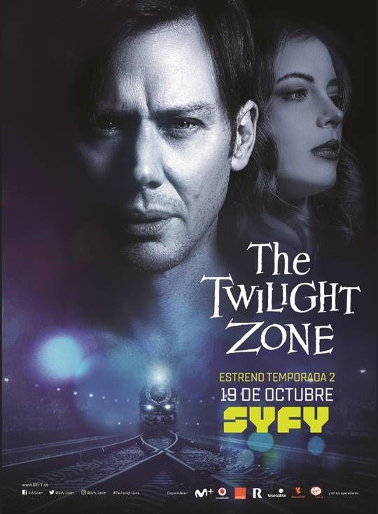SYFY estrenará 'The Twilight Zone' Temporada 2 el próximo 19 de octubre