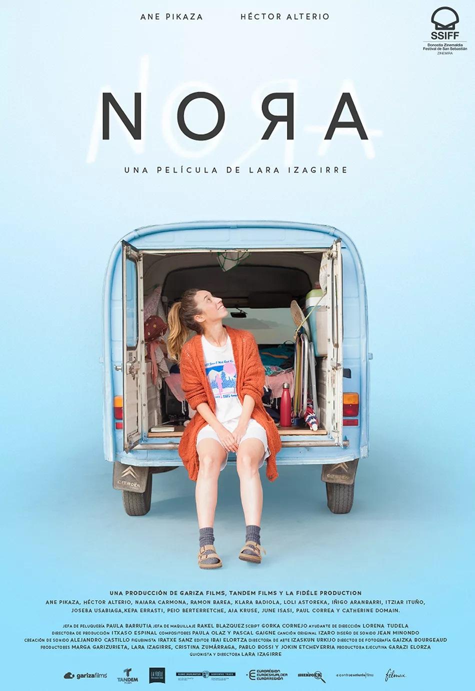 'Nora': en busca de la creatividad