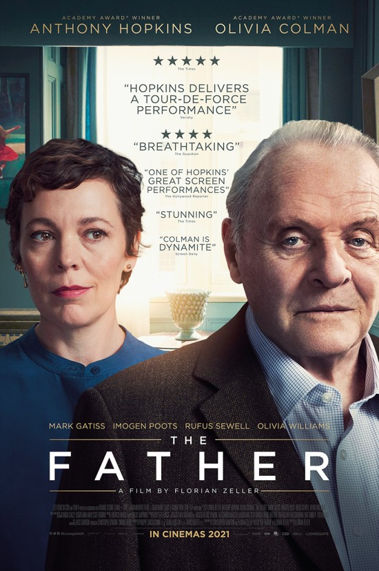 'El padre (The Father)': Hopkins regresa a por todas