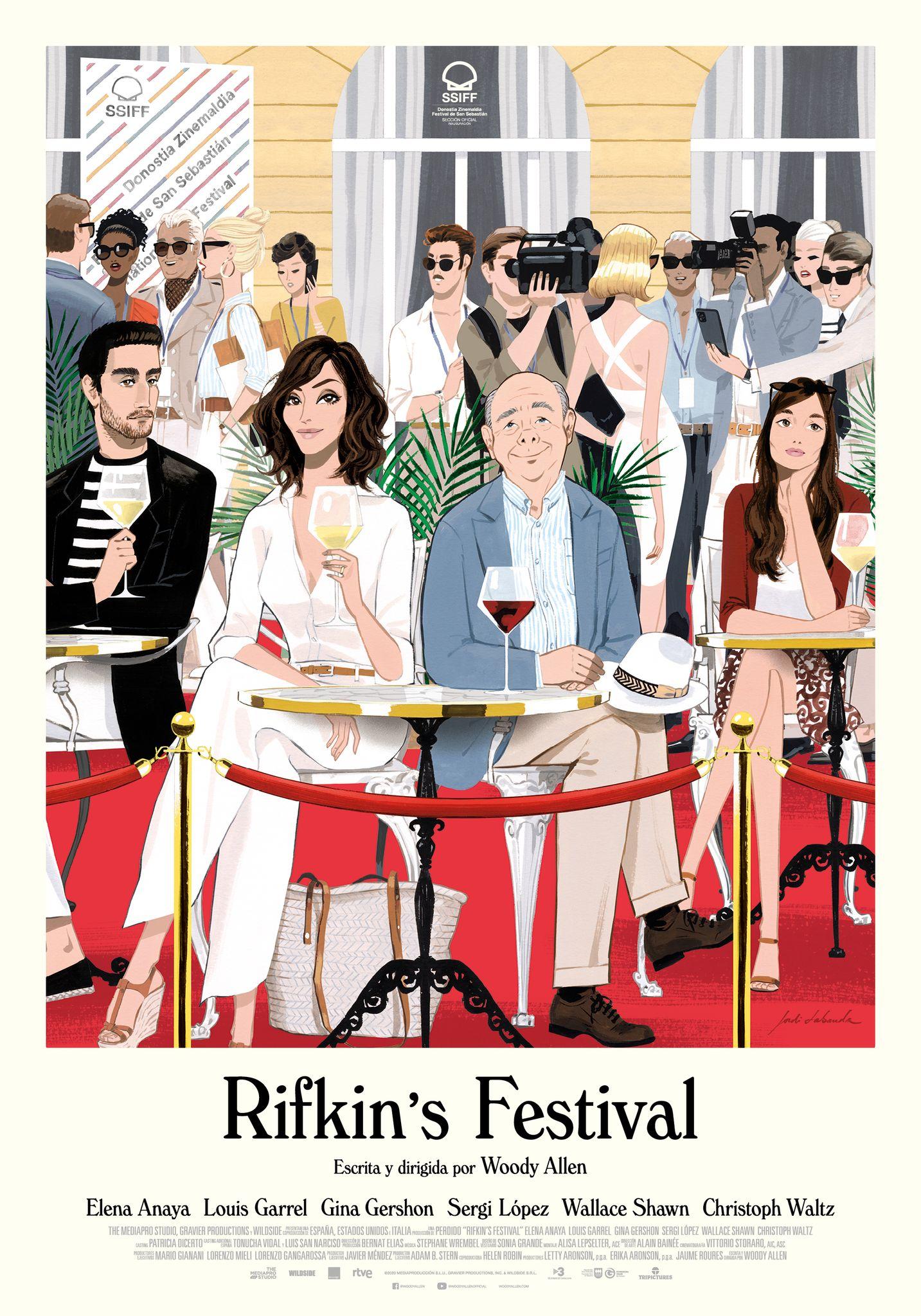 'Rifkin's Festival': El discreto encanto europeo