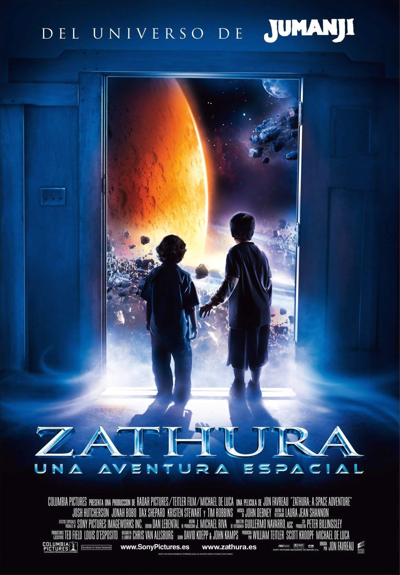 Disparatado Treintañero: 'Zathura'