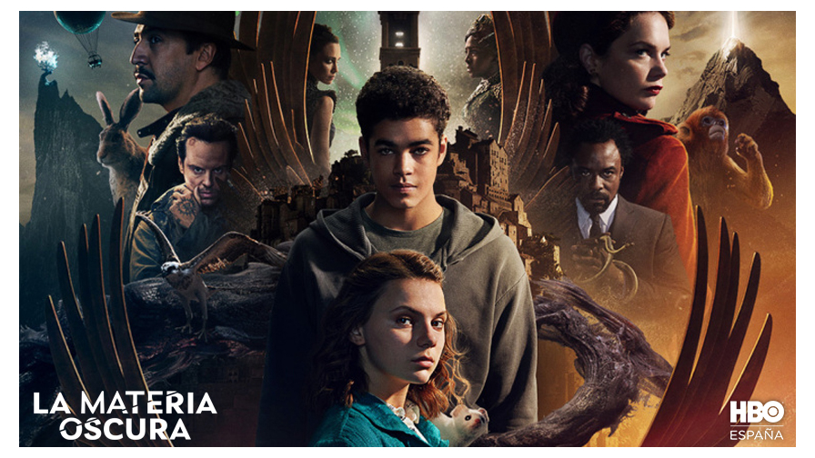 La segunda temporada de 'La Materia Oscura' se estrena el próximo 17 de noviembre