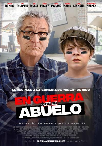 'En Guerra con mi Abuelo, 20 de noviembre estreno
