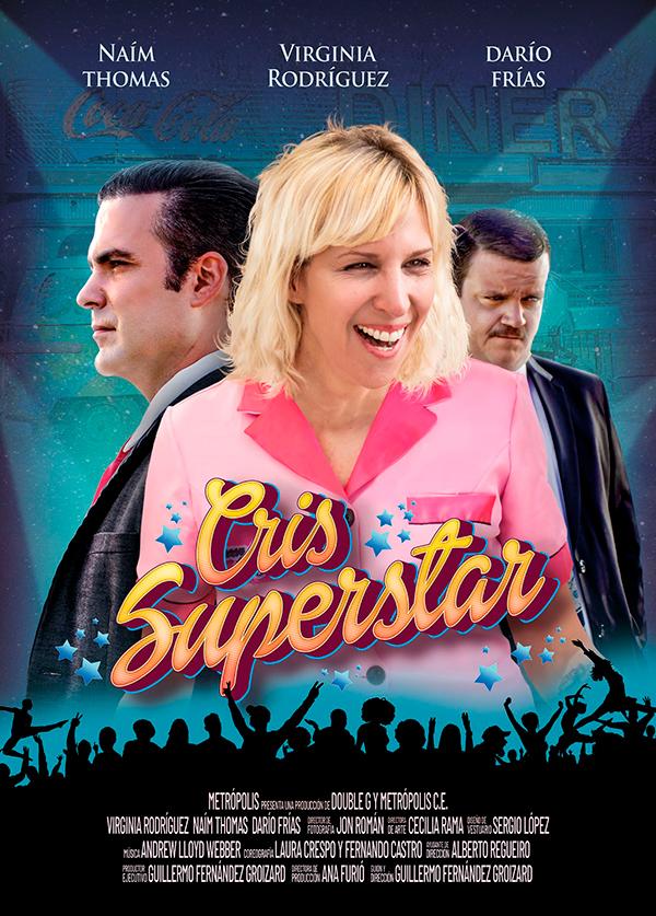 'Cris Superstar', un emocionante homenaje a Jesucristo Superstar