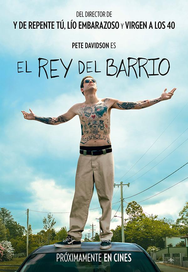'El Rey del Barrio': puro Apatow
