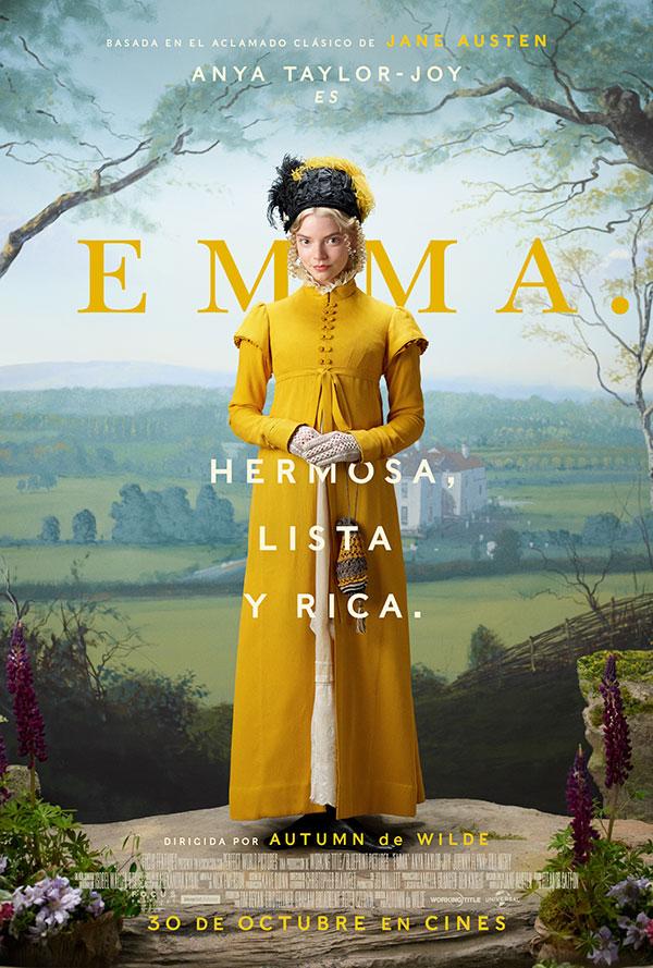 'Emma': Una accidentada vuelta al clásico de Jane Austen