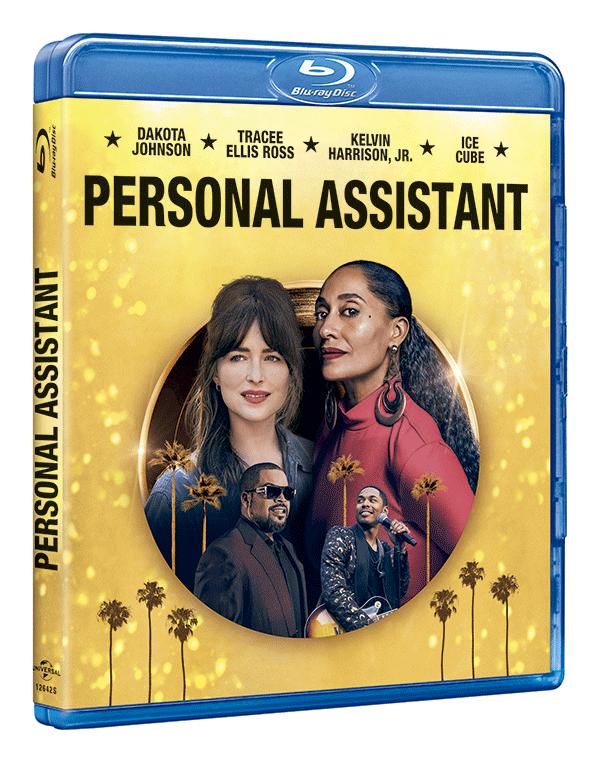 'Personal Assistant', ya a la venta en DVD y Blu-ray