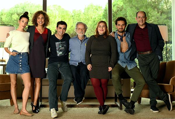 Fernando Colomo inicia el rodaje de su nueva película 'Poliamor para Principiantes'