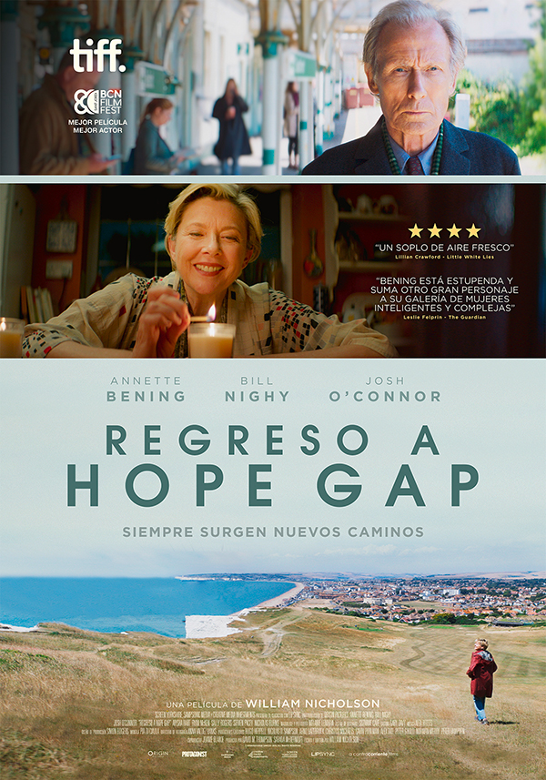 'Regreso a Hope Gap': Final de amores