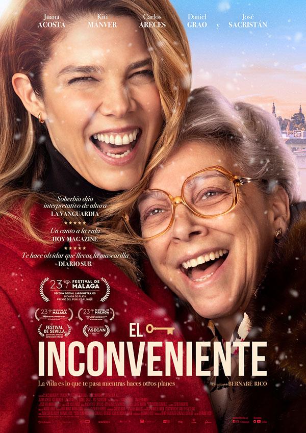 'El Inconveniente' retrasa su estreno al 18 de diciembre