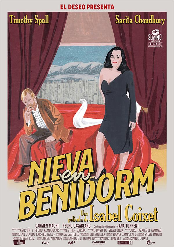 'Nieva en Benidorm': Lost in Benidorm