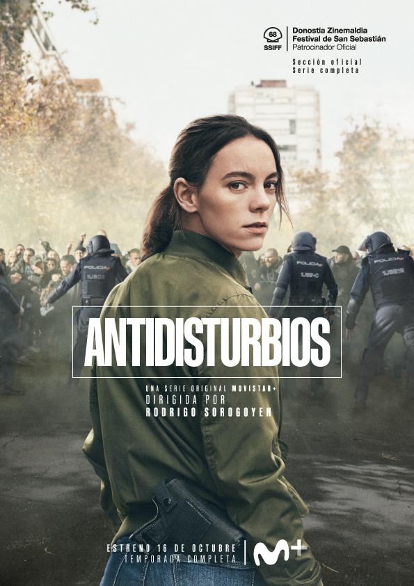'Antidisturbios': Desde las profundidades de las cloacas