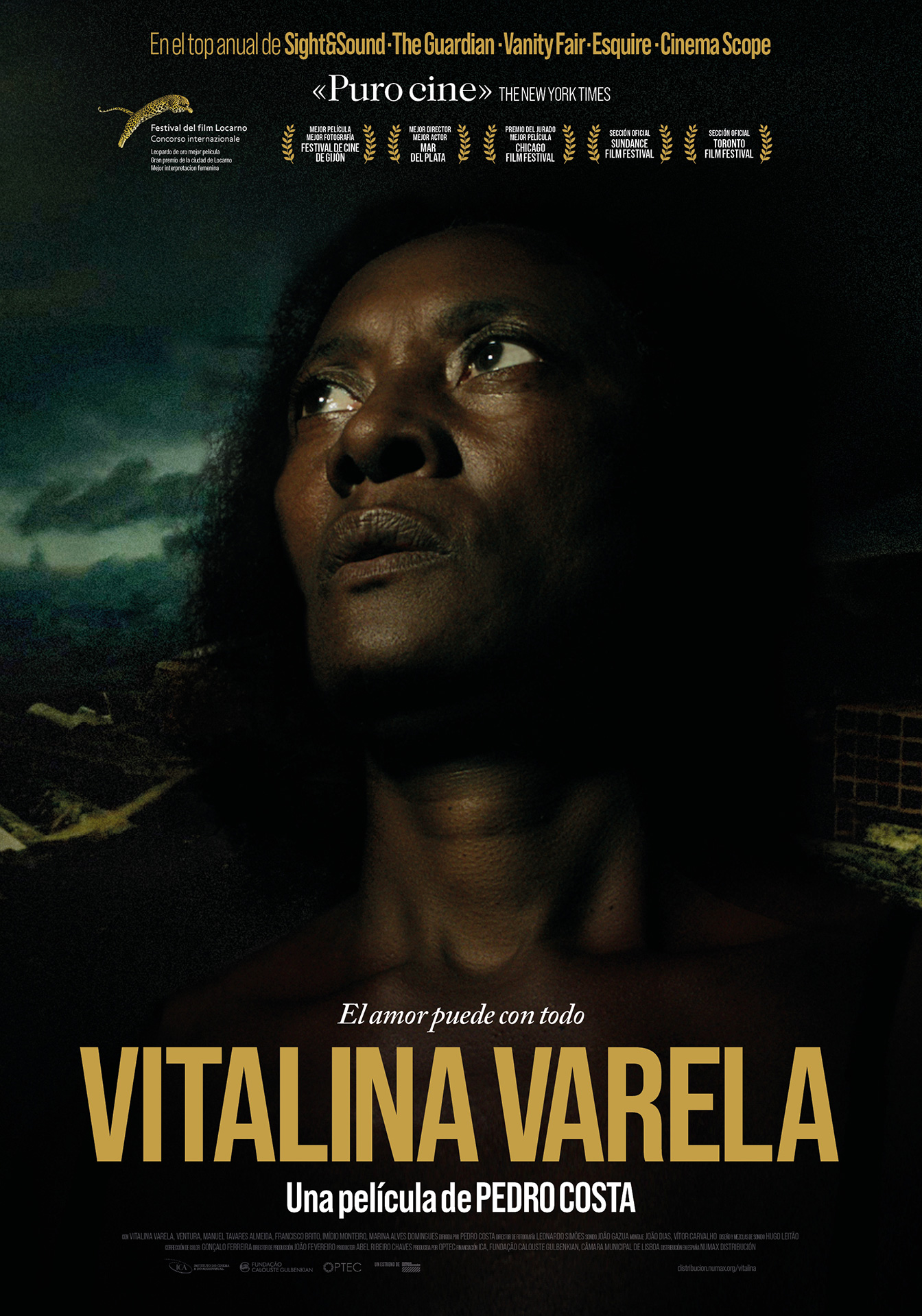"""Vitalina Varela: """"Ya no queda nada para ti"""""""