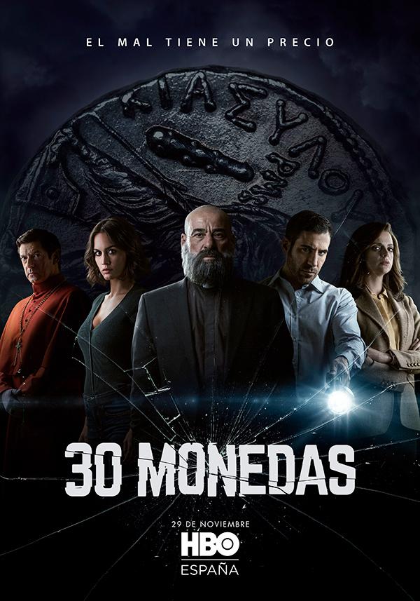 '30 Monedas': Amor al cine, la penitencia de Álex la Iglesia