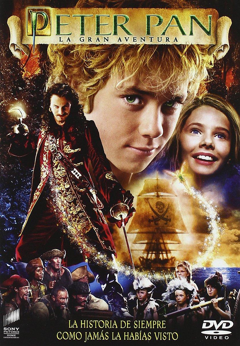 Disparatado Treintañero: 'Peter Pan, la gran aventura'